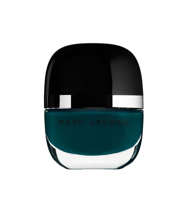 Marc Jacobs Beauty Enamored Hi-Shine Nail Polish iin Warm Blue