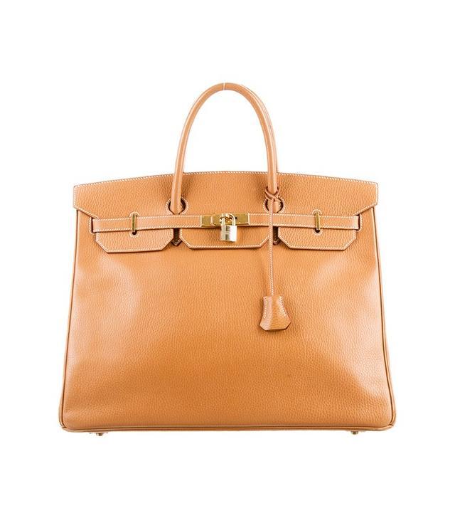 Hermès Pre-Owned Adrennes Birkin 40