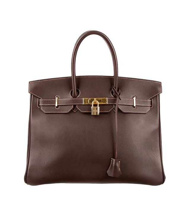 Hermès Pre-Owned Evercalf Birkin 35