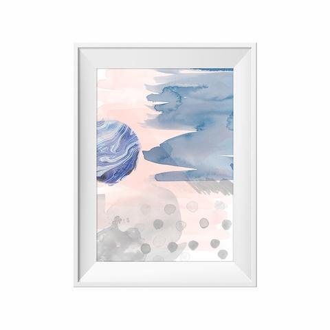 Blue Moon Print