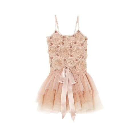 Talking Roses Tutu Dress