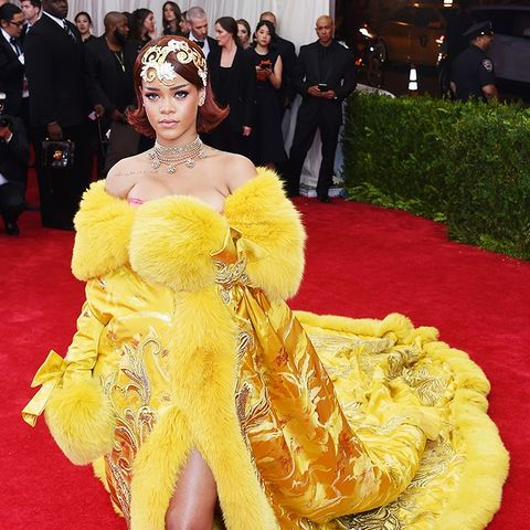 See our favorite looks from the 2015 Met Gala: