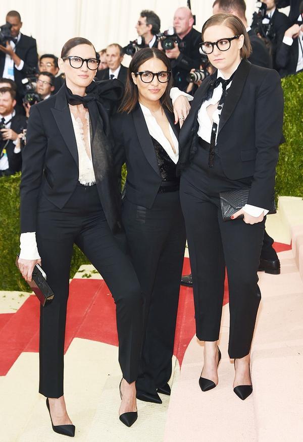 WHO: Jenna Lyons, Jennifer Konner, Lena Dunham