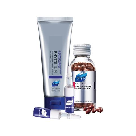 Phytolium Set for Chronic & Severe Hair Thinning