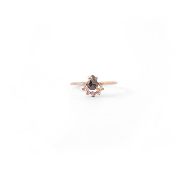 Natalie Marie Jewellery Rose Ring
