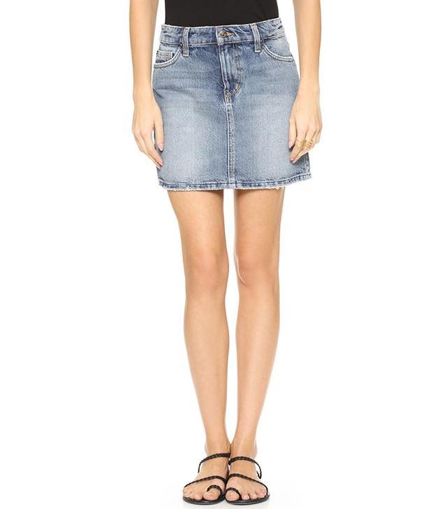 Joe's Jeans Crescendo A Line Skirt