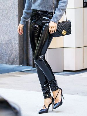Alexa Chung and Gisele Bündchen Both Successfully Channel Catwoman