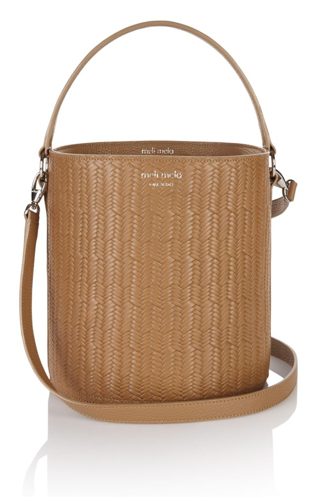 Meli Melo Santina Handbag Light Tan