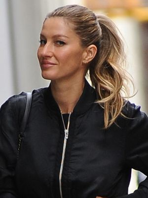 The Fit of Gisele Bündchen's Jeans Is Flawless