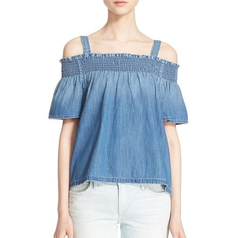 Madeline Cold Shoulder Top