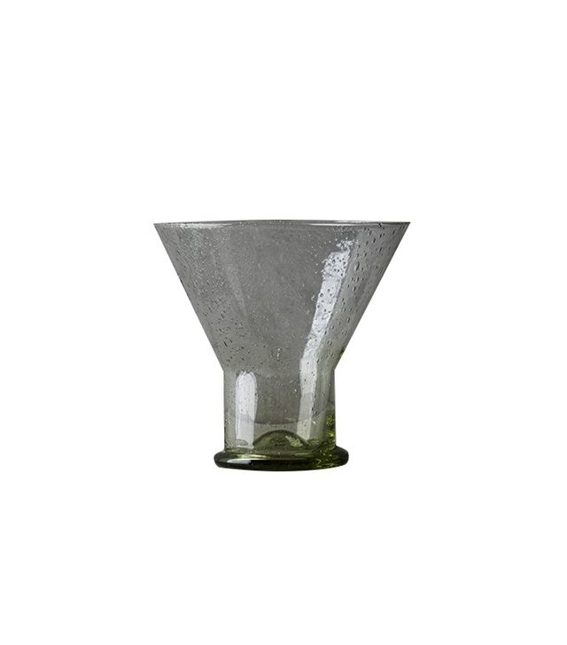 Anthropologie Cocktail Hour Martini Glass