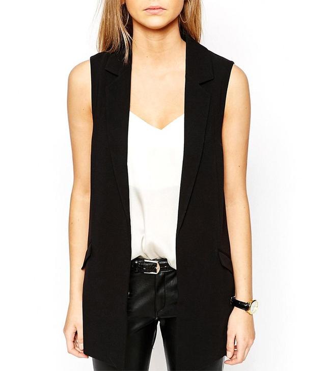 ASOS Oasis Sleeveless Jacket