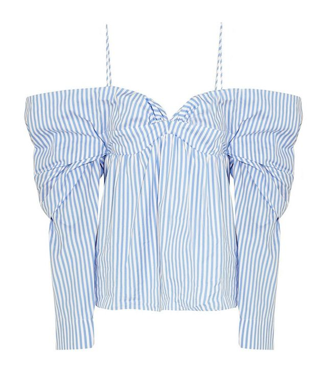 J.W.Anderson Off-the-Shoulder Top