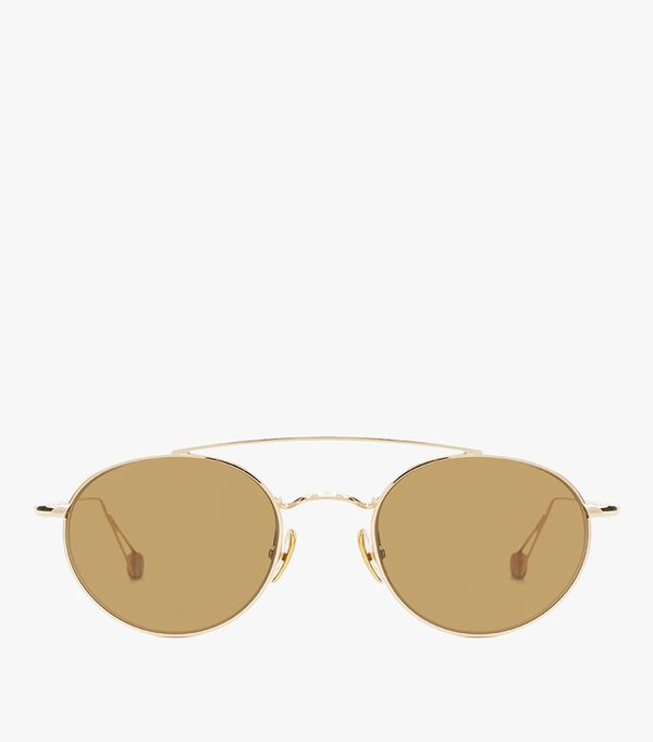 Ahlem Bastille Sunglasses in Champagne