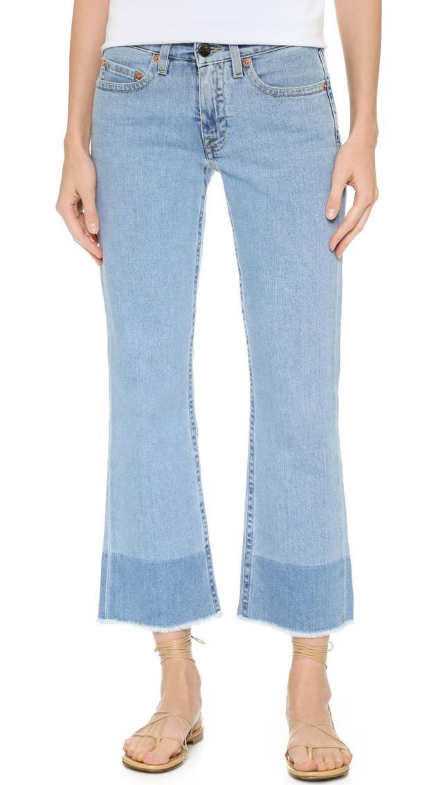 Victoria Victoria Beckham Kick Flare Jeans