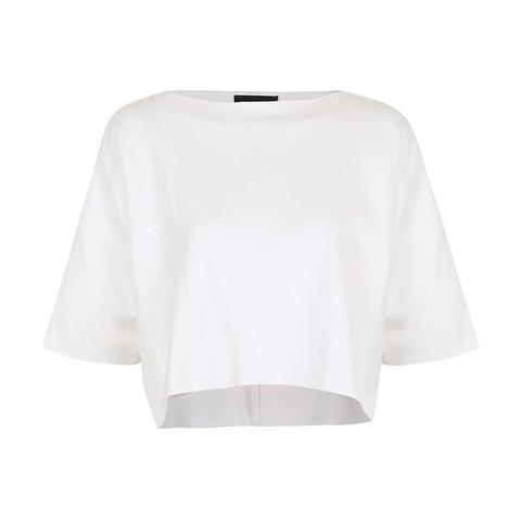 Sudette Oversized Cropped T-Shirt