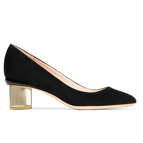 Briona Suede Pumps