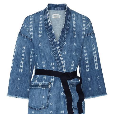 The Kimono Jacket