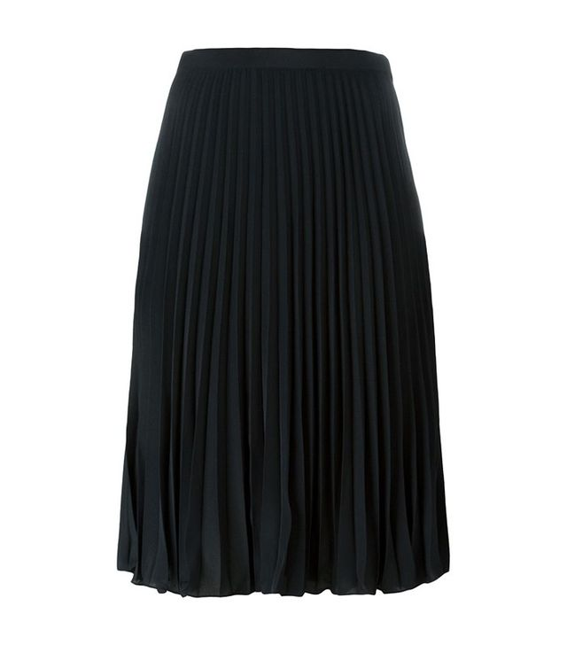 Michael Michael Kors Pleated Skirt
