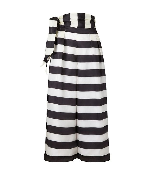 Paper London Striped Electric Trousers