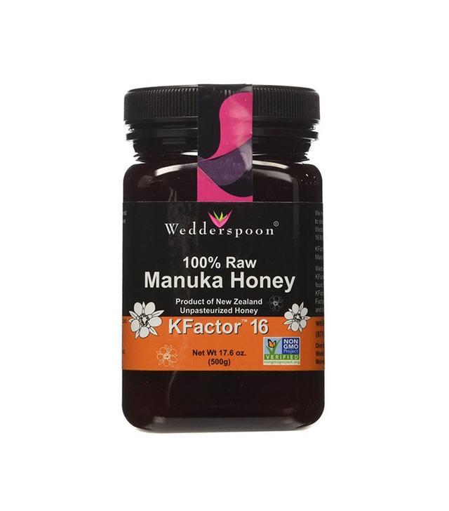 Wedderspoon 100% Raw Manuka Honey