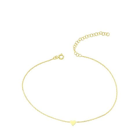 Jewelry Mini Heart Anklet
