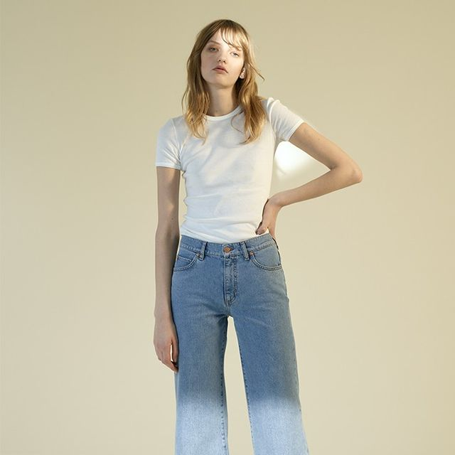 This Cult Denim Brand Re-Released Its 10 Most Popular Items
