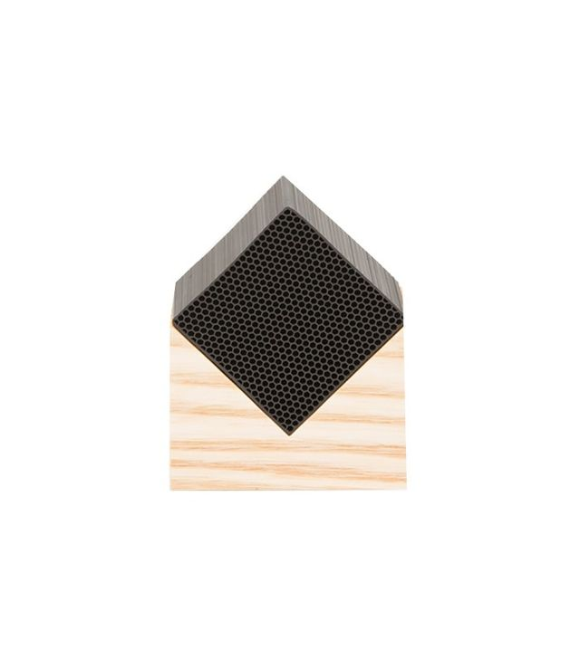 Morihata Small Chikuno Cube House Bamboo Charcoal Air Purifier