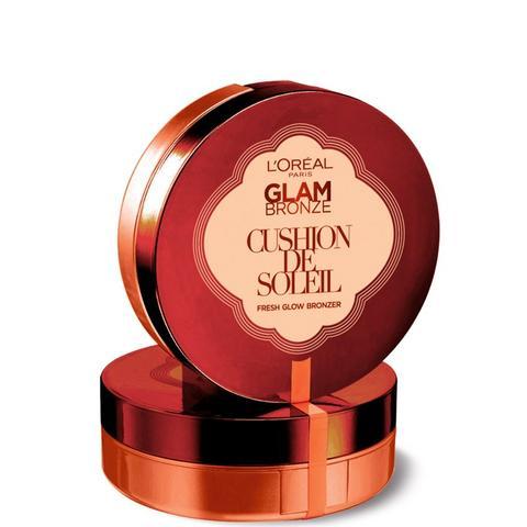 Glam Bronze Cushion De Soleil