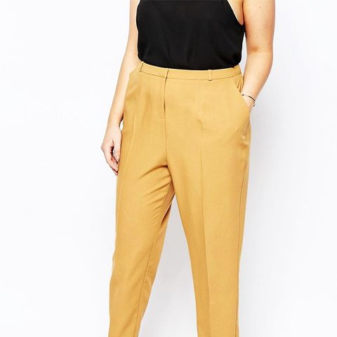 Cigarette Pant in Crepe