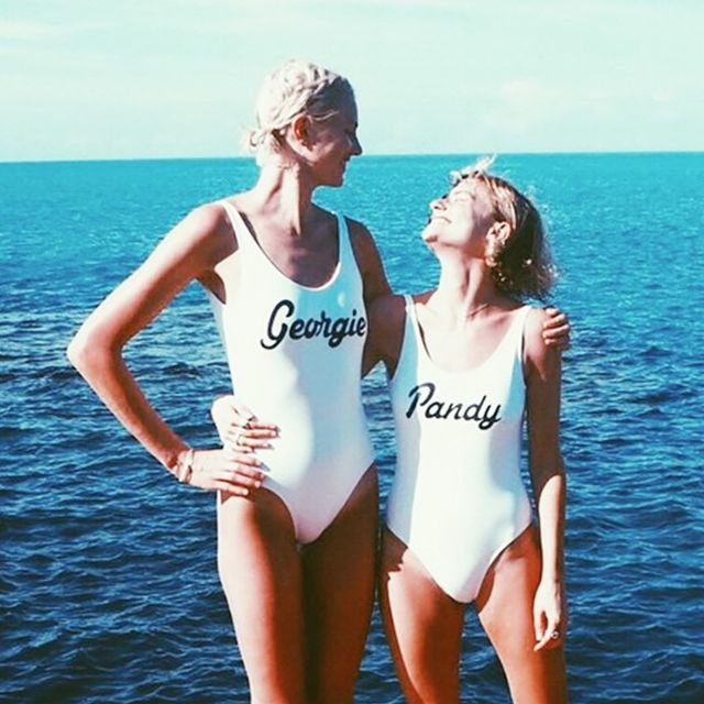 12 Swimsuits You and Your BFF Will Want to Twin In