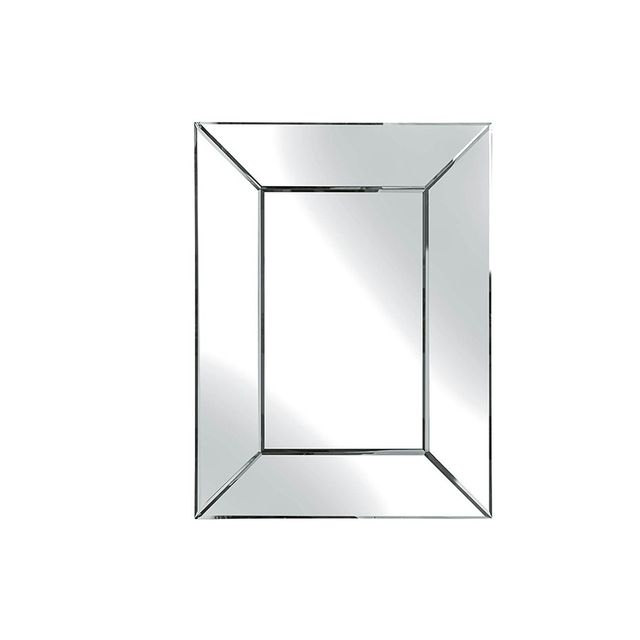 Laura Ashley Gatsby Small Rectangle Mirror in Plain