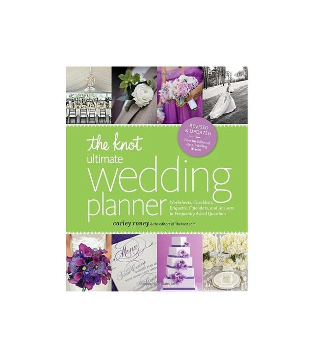 The Knot Ultimate Wedding Planner & Organiser by Carley Roney