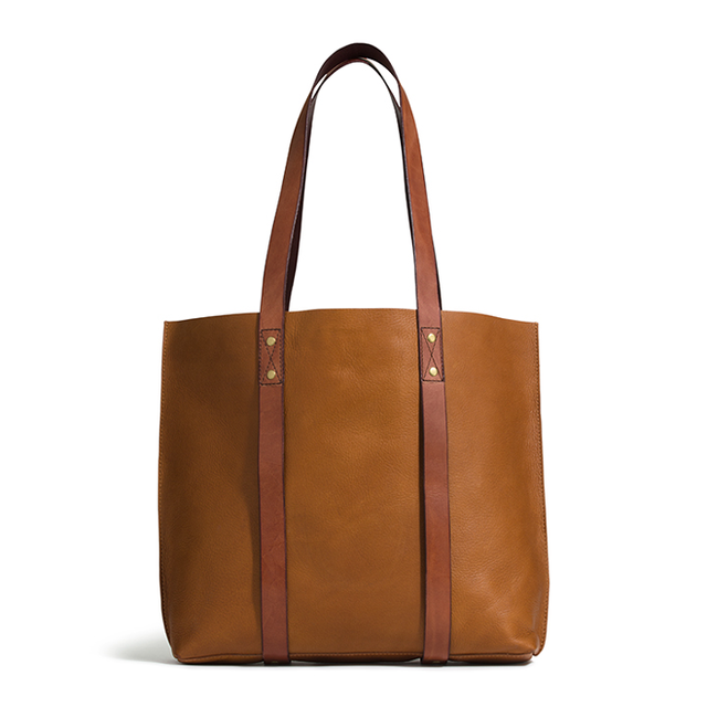 G.H. Bass & Co. Lauren Leather Tote