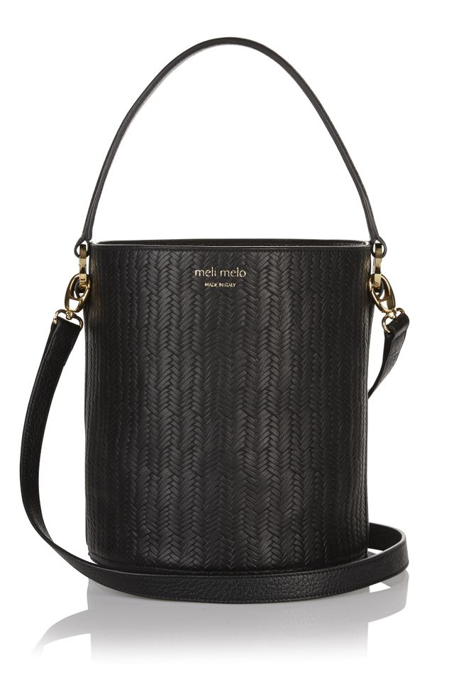 Meli Melo Santina Handbag Black