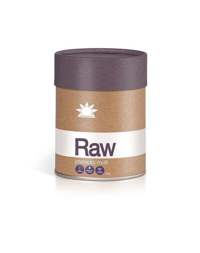 Amazonia Raw Prebiotic Multi