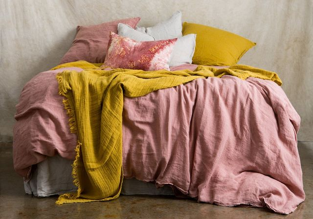 Hale Mercantile Co Duvet Linen Quilt Cover