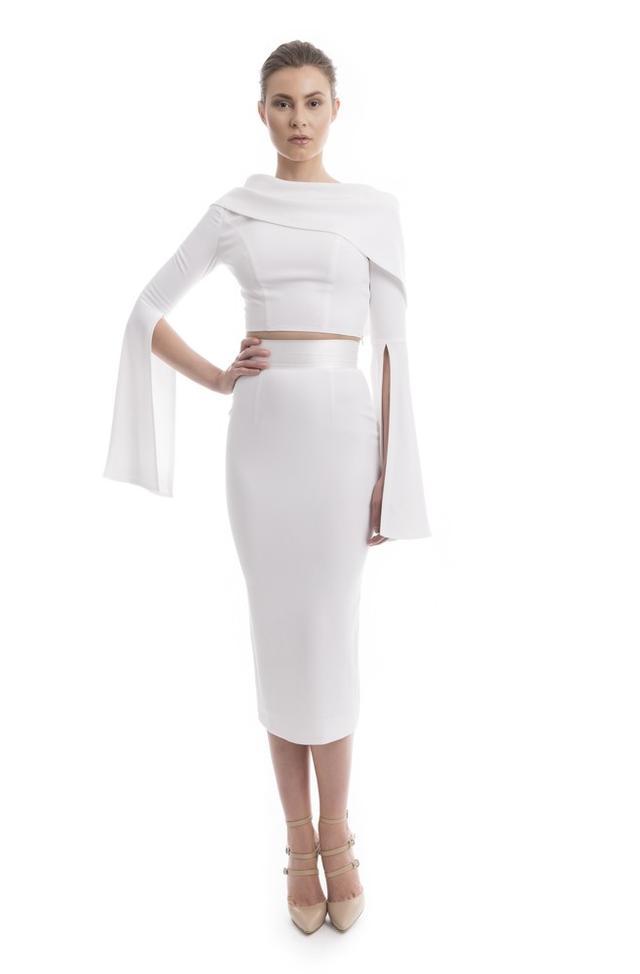 Lillian Khallouf Victoria Skirt