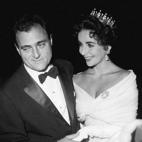 Cannes Film Festival Red Carpet Vintage: Elizabeth Taylor