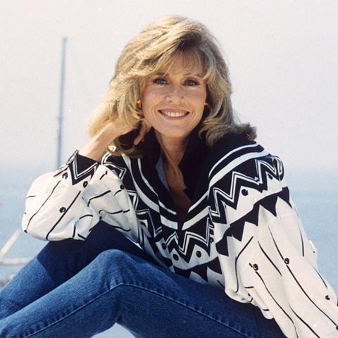 Cannes Film Festival Red Carpet Vintage: Jane Fonda