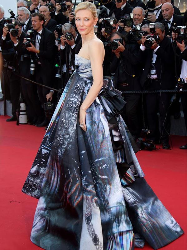 Cannes Film Festival Red Carpet Vintage: Cate Blanchett