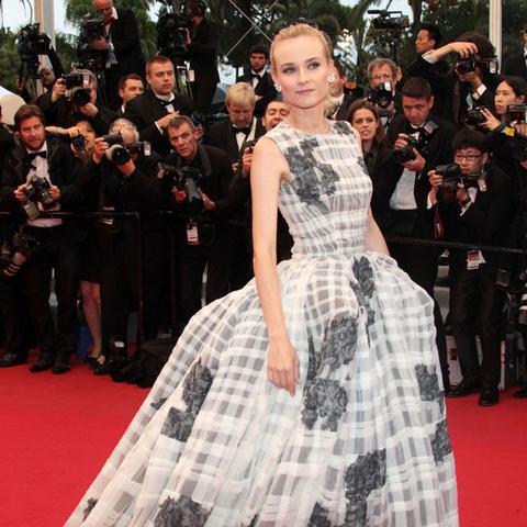 Cannes Film Festival Red Carpet Vintage: Diane Kruger