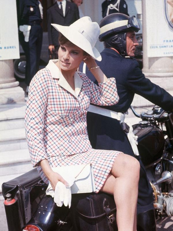 Cannes Film Festival Red Carpet Vintage: Raquel Welsh