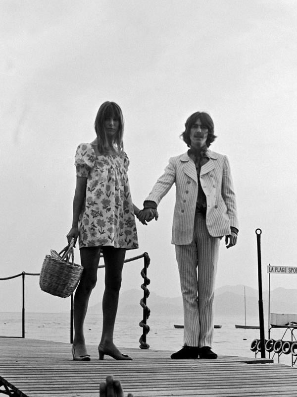 Cannes Film Festival Red Carpet Vintage:  Jane Birkin