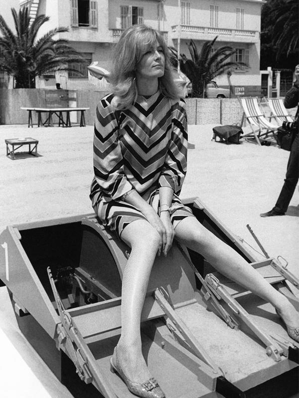 Cannes Film Festival Red Carpet Vintage: Vanessa Redgrave