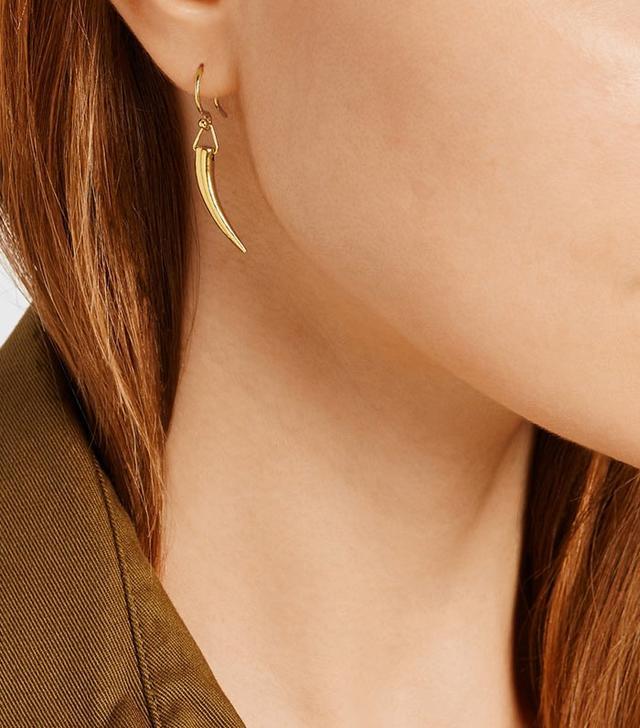 Chan Luu Gold-Plated Earrings