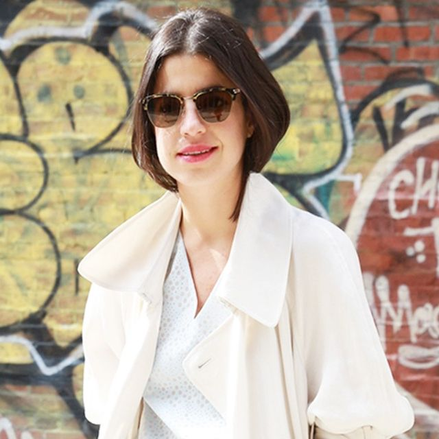 How to Wear White Jeans for a British Summer
