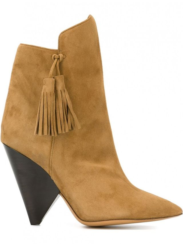 Isabel Marant Leyton Tassel Boots