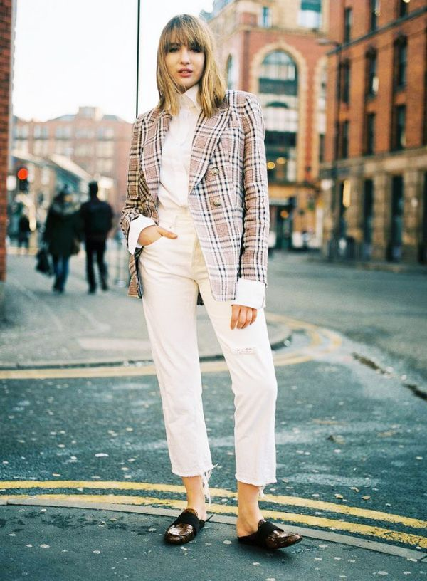 What to Wear Today:  Lizzy Hadfield