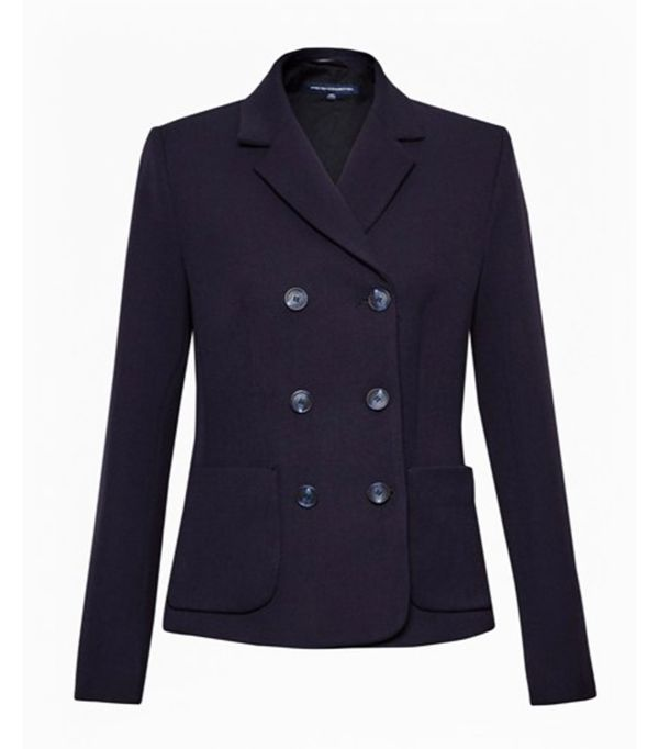 What to Wear Today:  French Connection blazer
